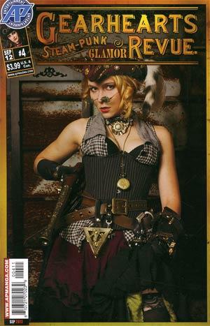 Gearhearts Steampunk Glamor Revue #4