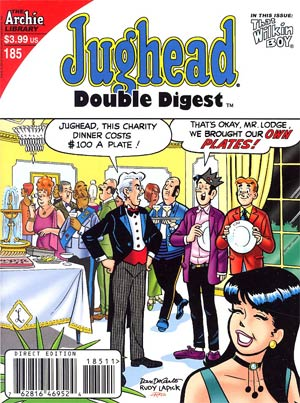 Jugheads Double Digest #185