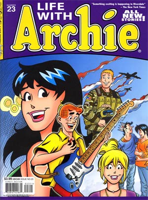 Life With Archie Vol 2 #23 Regular Fernando Ruiz Cover