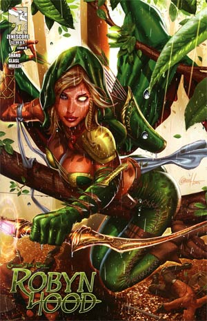 Grimm Fairy Tales Presents Robyn Hood #1 Cover B Greg Horn
