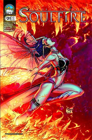 Soulfire Vol 4 #2 Cover A Mike DeBalfo