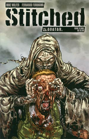 Stitched #8 Gore Cvr