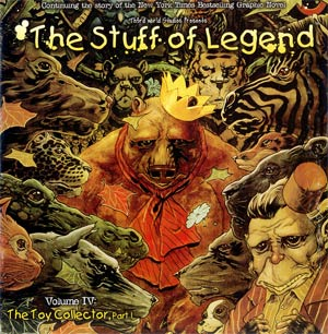 Stuff Of Legend Toy Collector #1
