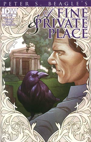 Fine & Private Place #1 Regular Jenny Frison Cover