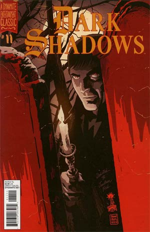 Dark Shadows (Dynamite Entertainment) #11