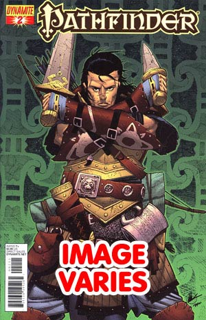 DO NOT USE Pathfinder #2 Regular Cover (Filled Randomly With 1 Of 4 Covers)