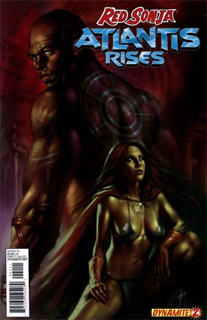Red Sonja Atlantis Rises #2