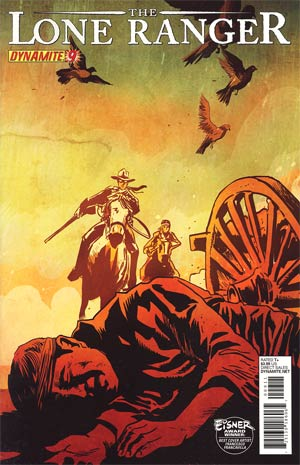 Lone Ranger Vol 5 #9