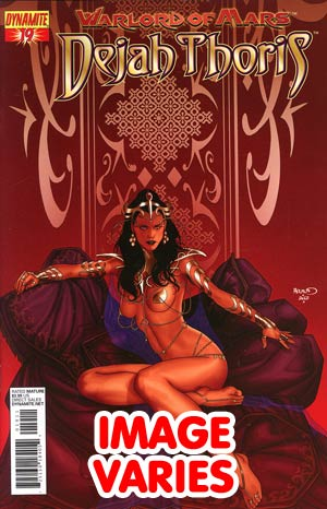 DO NOT USE Warlord Of Mars Dejah Thoris #19 Regular Cover (Filled Randomly With 1 Of 2 Covers)