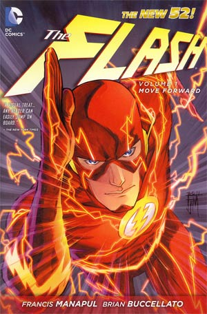 Flash Vol 1 Move Forward HC