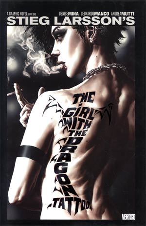 Stieg Larssons Girl With The Dragon Tattoo Vol 1 HC