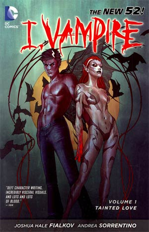 I Vampire Vol 1 Tainted Love TP