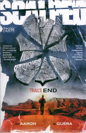 Scalped Vol 10 Trails End TP