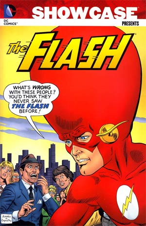 Showcase Presents The Flash Vol 4 TP