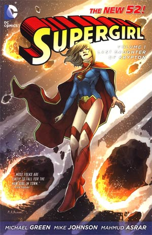 Supergirl Vol 1 Last Daughter Of Krypton TP