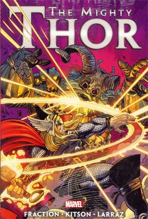 Mighty Thor By Matt Fraction Vol 3 HC