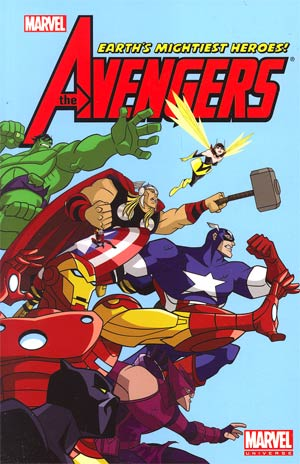 Marvel Universe Avengers Earths Mightiest Heroes Vol 1 TP Digest