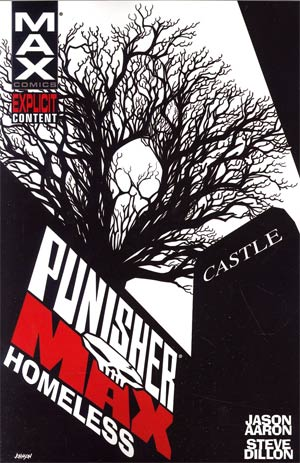 Punisher MAX Homeless TP