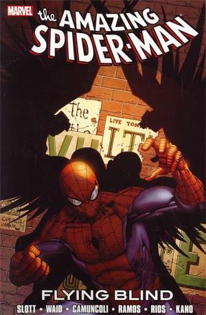 Spider-Man Flying Blind TP