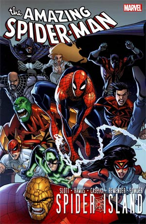 Spider-Man Spider-Island TP