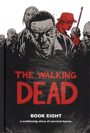 Walking Dead Book 8 HC