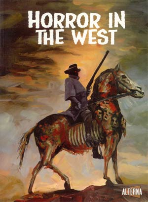 Horror In The West GN