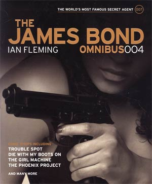 James Bond Omnibus Vol 4 TP