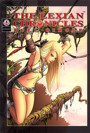 Lexian Chronicles Full Circle Omnibus GN