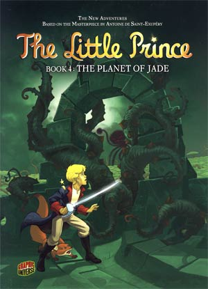 Little Prince Vol 4 Planet Of Jade GN