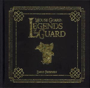 Mouse Guard Legends Of The Guard Vol 1 HC Leather Bound Edition