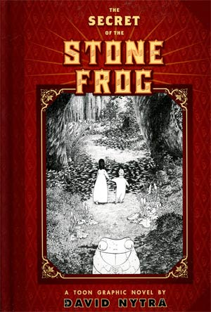 Secret Of The Stone Frog HC