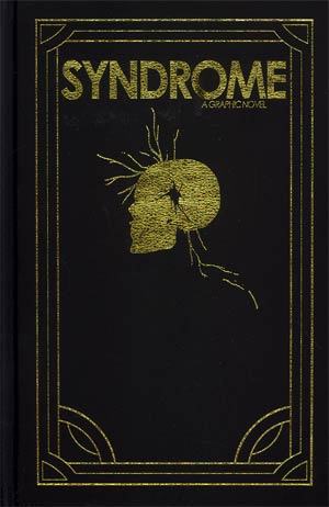 Syndrome A Graphic Novel HC Leather Bound Edition