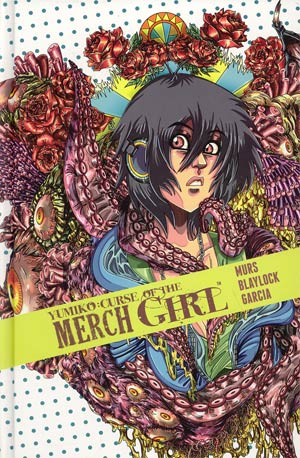 Yumiko Curse Of The Merch Girl HC