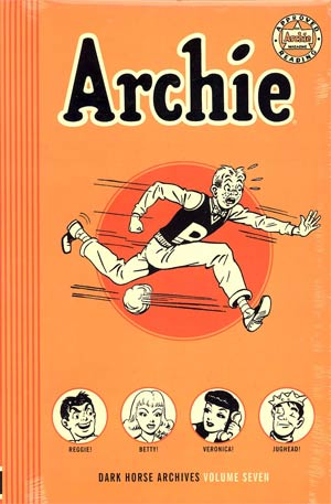 Archie Archives Vol 7 HC