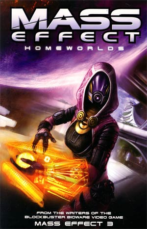 Mass Effect Vol 4 Homeworlds TP