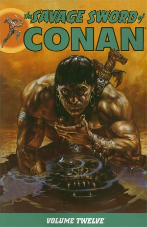 Savage Sword Of Conan Vol 12 TP