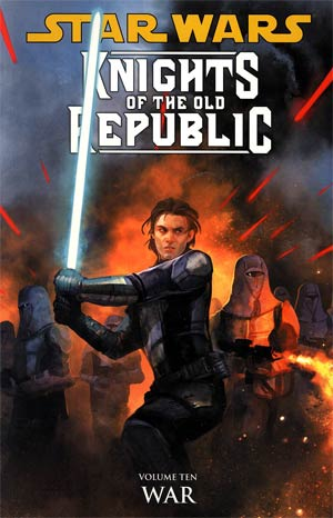 Star Wars Knights Of The Old Republic Vol 10 War TP