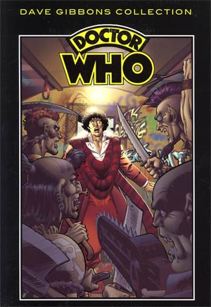 Doctor Who Dave Gibbons Collection TP