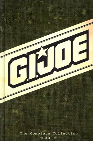 GI Joe Complete Collection Vol 1 HC