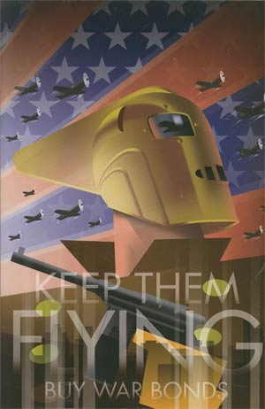 Rocketeer Adventures Vol 2 HC Direct Market Edition