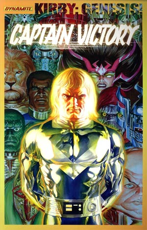 Kirby Genesis Captain Victory Vol 1 TP
