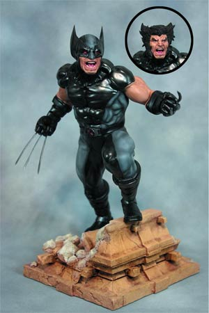 X-Force Wolverine Fine Art Statue