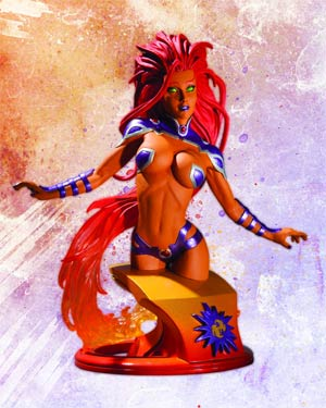 DC Comics Super-Heroes Starfire Bust