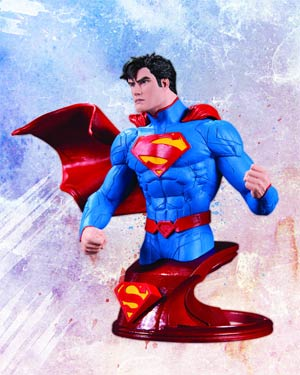 DC Comics Super-Heroes Superman Bust