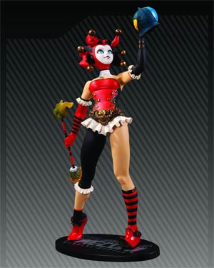 Ame-Comi Heroine Series Harley Quinn Version 2 PVC Figure