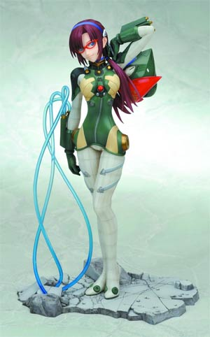 Evangelion 3.0 You Can (Not) Redo Mari Illustrious Makinami Plug Suit Style Ani-Statue
