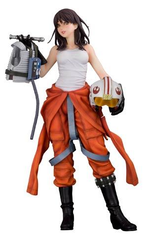 Star Wars Jaina Solo ARTFX Bishoujo Statue