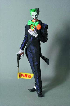 Batman Hush Real Action Hero 12-Inch Action Figure - Joker