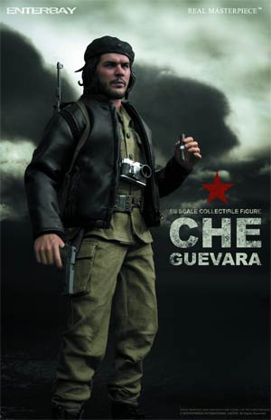 Che Guevara Real Masterpiece Action Figure