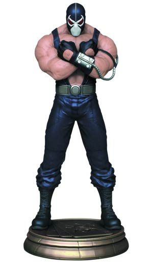 DC Superhero Chess Figure Collector Magazine #18 Bane Black Pawn